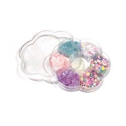 Mini Paetê Kit Candy Colors - Sortidos - Caixa com 30g