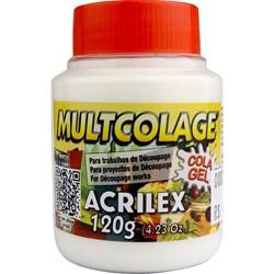 Multcolage Acrilex 120g