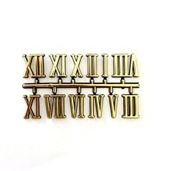 Número Romano para Relógio 16mm Dourado