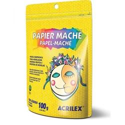 Papel Machê 100gr Acrilex - 01210