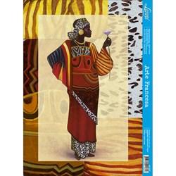 Papel para Arte Francesa Litoarte AF-027 Africana
