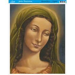 Papel para Arte Francesa Média Litoarte AFM-057 Nossa Sr. II