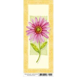 Papel para Arte Francesa Pequena Litoarte AFP-026 Flor
