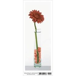 Papel para Arte Francesa Pequena Litoarte AFP-044 Flor