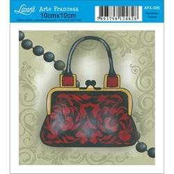 Papel para Arte Francesa Quadrada Litoarte AFX-300 Bolsa