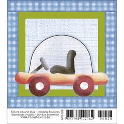 Papel para Arte Francesa Quadrado Litoarte AFX-028 Carro