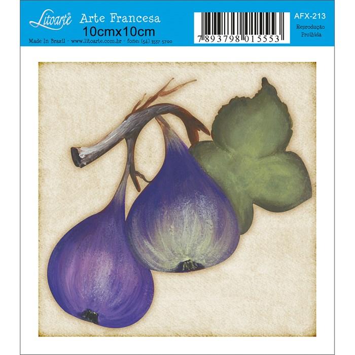 Papel para Arte Francesa Quadrado Litoarte AFX-213 Figo
