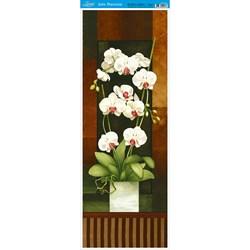 Papel para Arte Francesa Vertical Litoarte AFVE-021 Orquídeas I