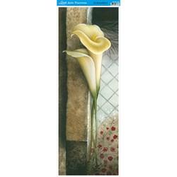 Papel para Arte Francesa Vertical Litoarte AFVE-048 Copo de Leite