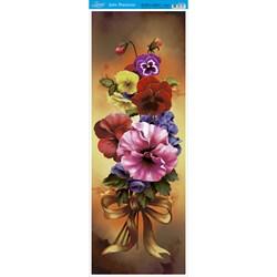 Papel para Arte Francesa Vertical Litoarte AFVE-051 Arranjo de Flores