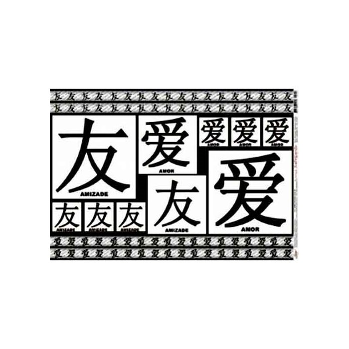 Papel para Decoupage Litoarte PD-319 Oriental