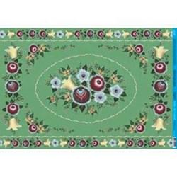 Papel para Decoupage Litoarte PD-730 Floral FD Verde