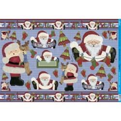 Papel para Decoupage Litoarte PDN-041 Papai Noel