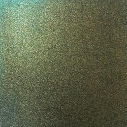 Papel para Scrap Com Glitter com 2 Unidades SCG-001 Verde