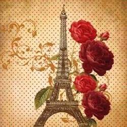 Papel para Scrap Dupla Face Arte Fácil SC-036 Torre Eiffel 3