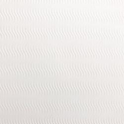 Papel Textura Branco 30x60cm PTB-03 Ondas