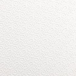 Papel Textura Branco 30x60cm PTB-05 Arabesco
