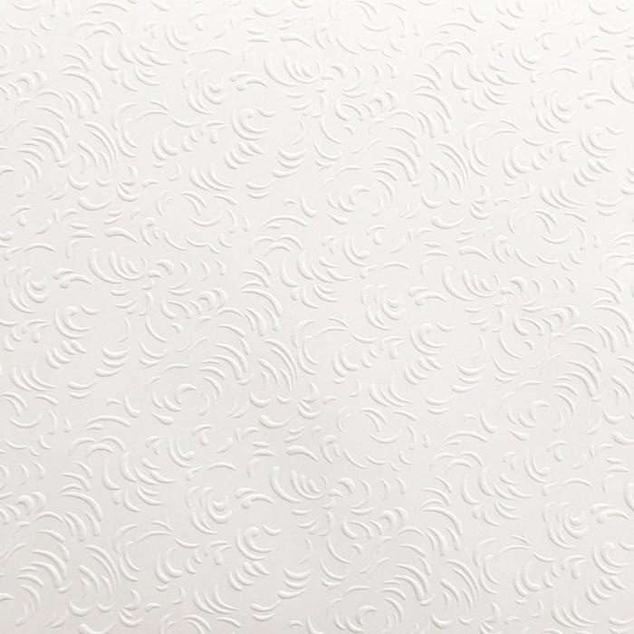 Papel Textura Branco 30x60cm PTB-21 Pétalas