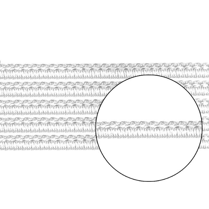 Passamanaria 10mm 7020/P - Cor 001 Branco - com 10 metros