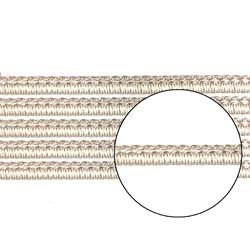 Passamanaria 10mm 7020/P - Cor 106 Champanhe - com 10 metros