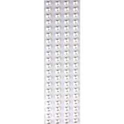 Pérola Adesiva 10mm PA10-03 Branca
