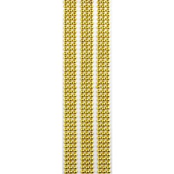 Pérola Adesiva 5mm PA5 Dourado