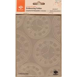 Placa para relevo Sunlit -Placa de emboss - Relógios