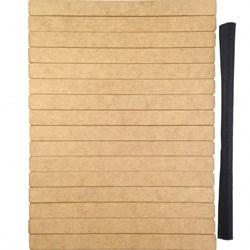 Recorte a Laser em MDF Kit Porta Copo RM-177 - com TNT