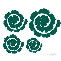 Régua de Flores Regiane Boppré - Modelo 29