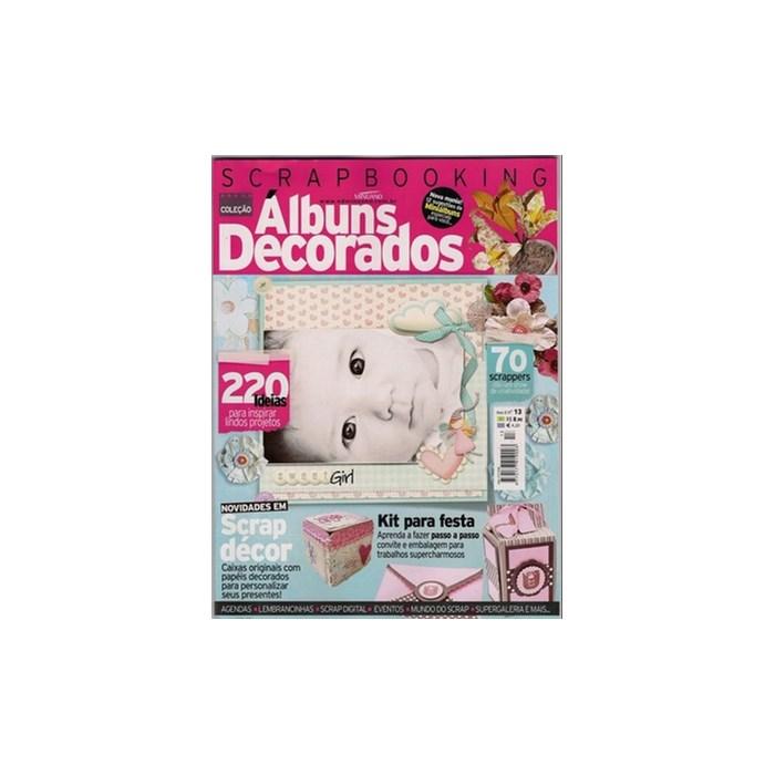 Revista Albúns Decorados (Ano II-N°13)