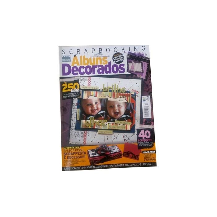 Revista Albúns Decorados (Ano II-N°17)