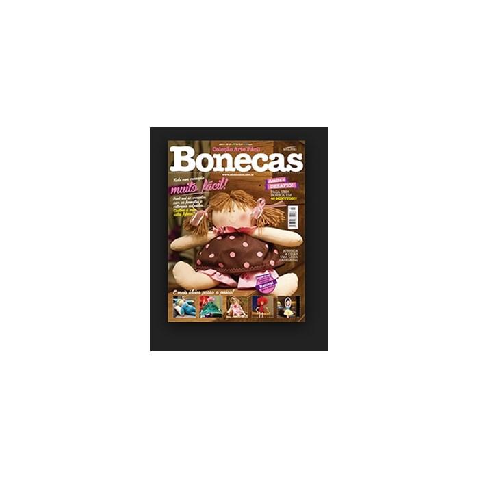 Revista Coleção Arte Fácil Bonecas (Ano I -Nº07)