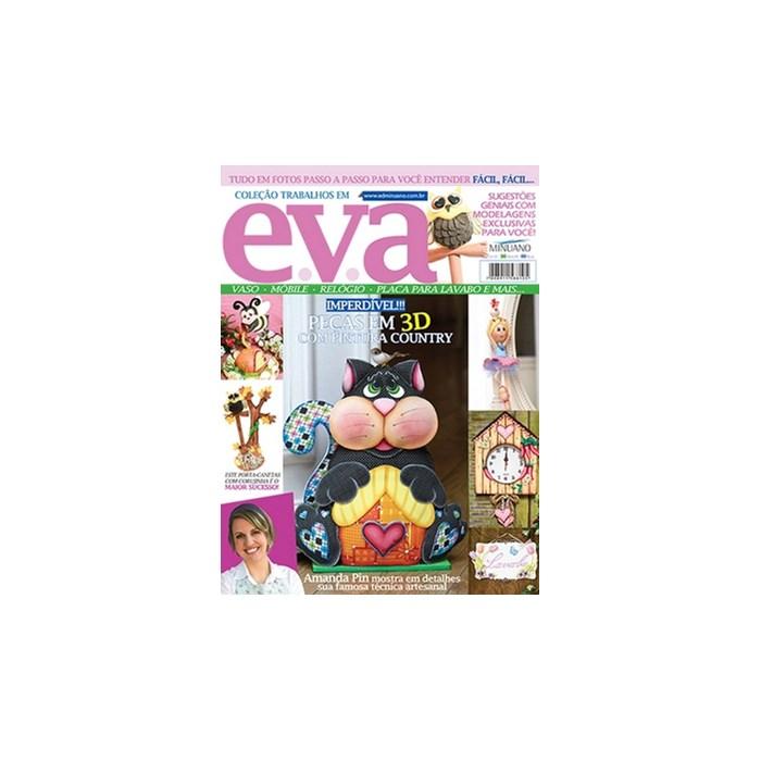 Revista Coleção Arte Fácil E.V.A ( Ano I- Nº01 )