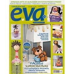 Revista Coleção Arte Fácil E.V.A (Ano III N°34 )