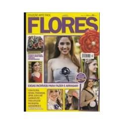 Revista Coleção Arte Fácil Flores em Tecidos (Ano II-Nº13)