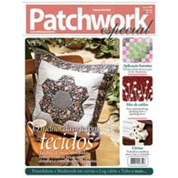 Revista Coleção Arte Fácil Patchwork Especial (Ano II-Nº13)