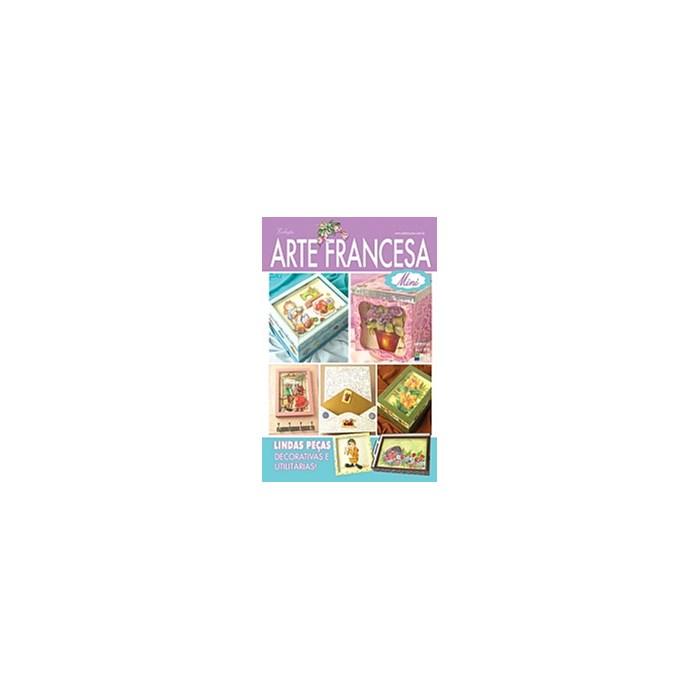 Revista Coleção Arte Francesa Mini (Ano I-Nº01)