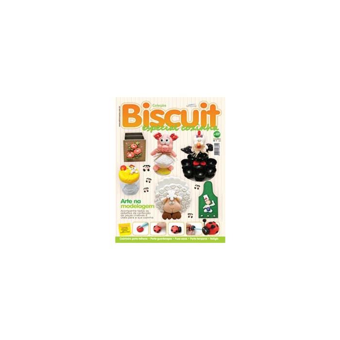 Revista Coleção Biscuit Especial Cozinha (Ano I - Nº07)