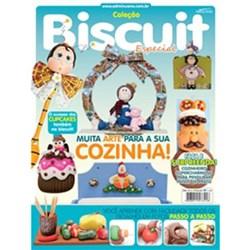Revista Coleção Biscuit Especial Cozinha (Ano I-Nº12)
