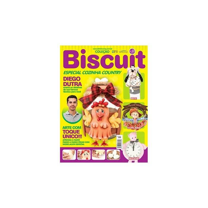 Revista Coleção Biscuit Especial Cozinha (Ano II -Nº23)