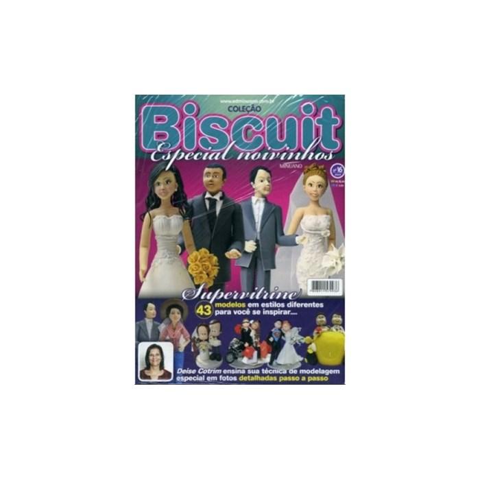 Revista Coleção Biscuit Especial Noivinhos (Ano II -Nº16)