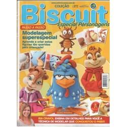 Revista Coleção Biscuit Especial Personagens (Ano II -Nº19)