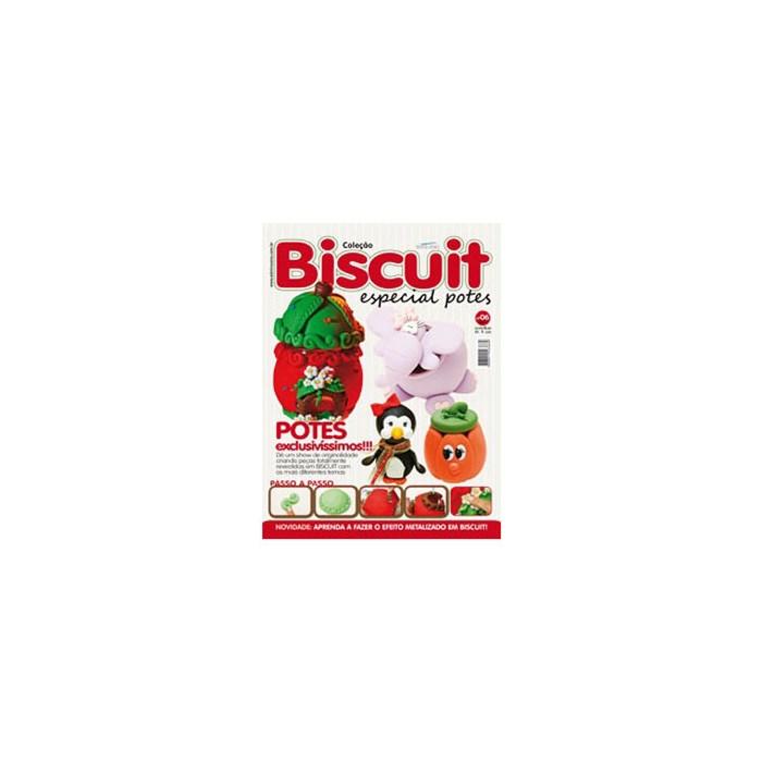 Revista Coleção Biscuit Especial Potes (Ano I - Nº06)