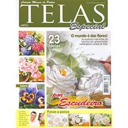 Revista Coleção Mania de Pintar Telas Especial (Ano II-Nº19)