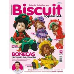 Revista Coleção Trabalho em Biscuit Especial (Ano II - Nº14)