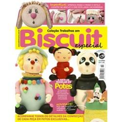 Revista Coleção Trabalhos Biscuit Especial (Ano II - Nº19)