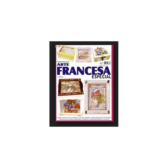 Revista Coleção Trabalhos em Arte Francesa Especial (Ano I - Nº01)