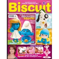 Revista Coleção Trabalhos em Biscuit Especial (Ano II -Nº24)