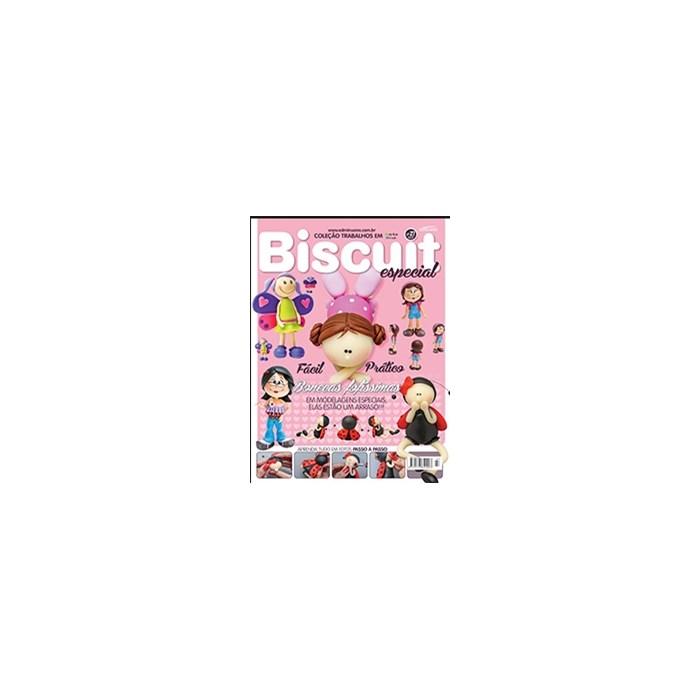 Revista Coleção Trabalhos em Biscuit Especial (Ano III -Nº27)