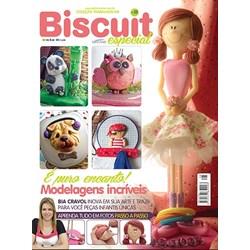 Revista Coleção Trabalhos em Biscuit Especial (Ano III -Nº28)